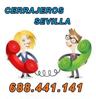 cerrajero en Sevilla